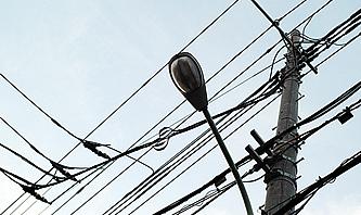 電線類地中化工事イメージ